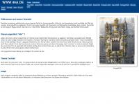 46a.de Webseite Vorschau
