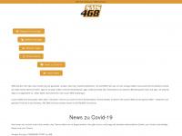 468.ch Webseite Vorschau