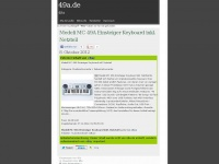 49a.de Webseite Vorschau