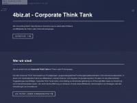 4biz.at Webseite Vorschau