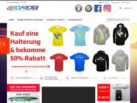 4boarder.de Webseite Vorschau