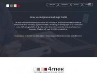 4mex.de Webseite Vorschau
