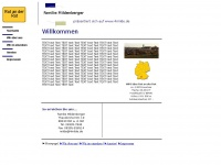 4milde.de Webseite Vorschau
