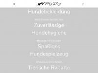 4mydog.de Webseite Vorschau