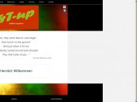 4t-up.de Webseite Vorschau