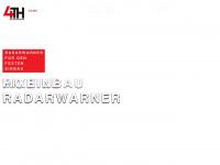 4th.at Webseite Vorschau
