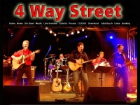 4waystreet.de Webseite Vorschau