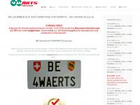 4waerts.ch Webseite Vorschau