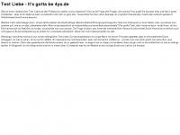 4ya.de Webseite Vorschau