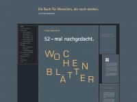 52-mal.ch Webseite Vorschau