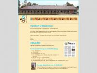 5b-ranch.de Webseite Vorschau