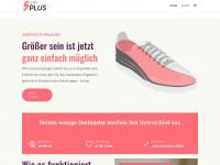 5cmplus.de Webseite Vorschau