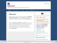 5essence.ch Webseite Vorschau
