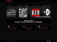 6th-records.de Webseite Vorschau