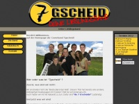 7gscheid.de Webseite Vorschau