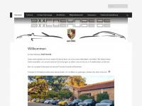9xxfreunde.de Webseite Vorschau