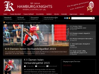hamburgknights.com