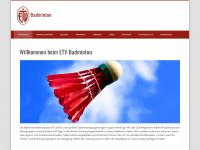 etv-badminton.de