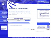 a72.de Webseite Vorschau