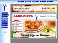 Aare-pizza.ch