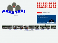 Aare-taxi-solothurn.ch