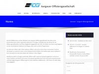 Aargauer-offiziersgesellschaft.ch