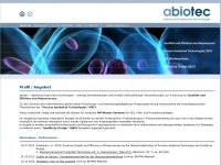 Abiotec.ch