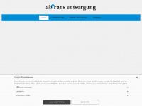 abtrans-entsorgung.de
