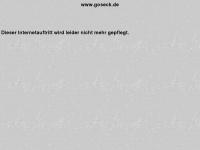 goseck.de