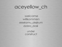 Aceyellow.ch