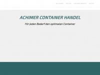 achimer-container-handel.de
