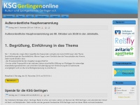 ksg-gerlingen.de