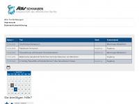 aebv-fortbildungen.de Webseite Vorschau