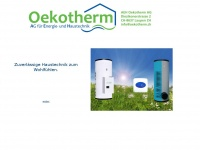 oekotherm.ch