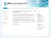 aekv-badtoelzwolfratshausen.de Webseite Vorschau