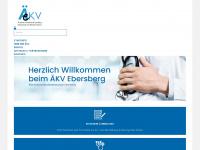 aekv-ebersberg.de Webseite Vorschau