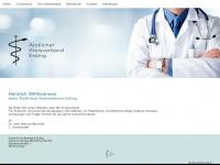 aekv-erding.de Webseite Vorschau
