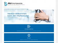 aekv-pfaffenhofen.de Webseite Vorschau