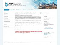 aekv-traunstein.de Webseite Vorschau