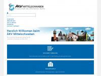 aekv-mittelschwaben.de Webseite Vorschau