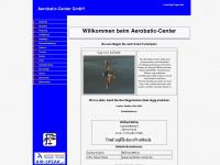 aerobatic-center.de Webseite Vorschau