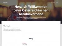 aerobicverband.at Webseite Vorschau