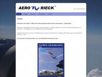 aerotv.de Webseite Vorschau