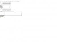 aex.ch Webseite Vorschau