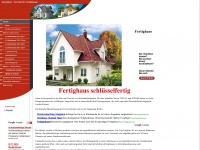 danwood-fertighaus.com