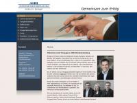 Ahb-unternehmensberatung.de