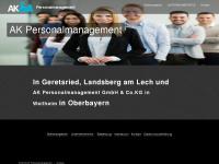 ak-personalmanagement.de