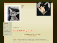 akamai-cats.at Webseite Vorschau