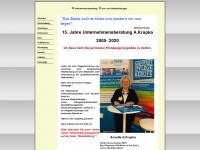 akrupka.de Webseite Vorschau