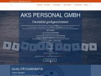 aks-personal.at Webseite Vorschau